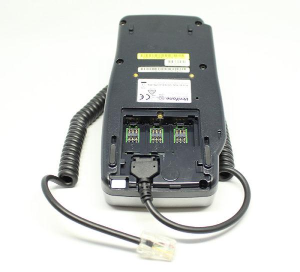 verifone vx820 pinapparaat kabel