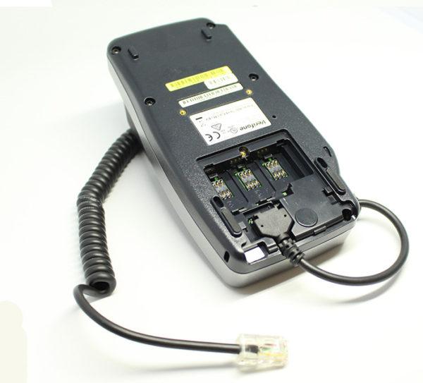 verifone vx820 pinautomaat kabel